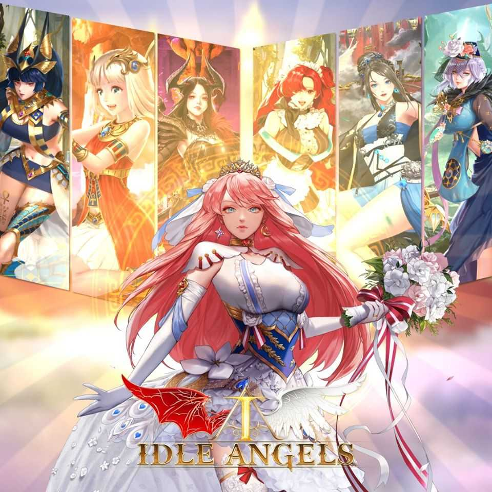code Idle Angels