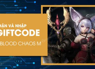 Code blood chaos m
