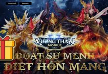Code vuong than mobile